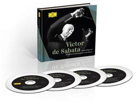 Victor De Sabata The Recordings on DG Decca【最安値4CD】ヴィクトル・デ・サバタDGデッカ録音集