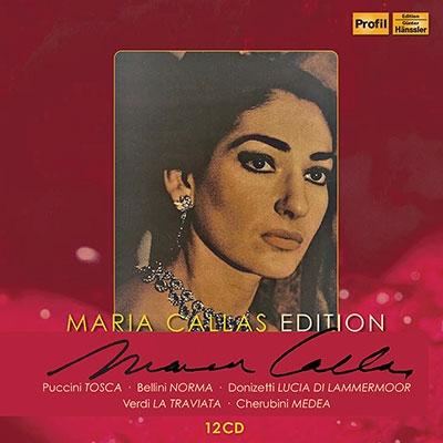 Maria Callas Primadonna assoluta【最安値12CD】マリア・カラス歿後40年BOX