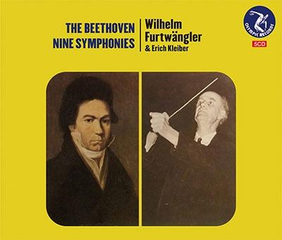 Furtwangler The Beethoven Nine Symphonies【最安値5CD】フルトヴェングラー ベートーヴェン交響曲全集