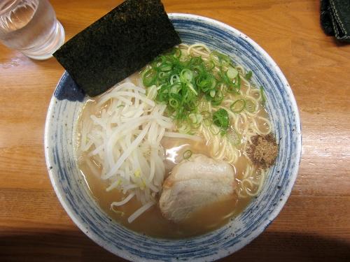 麺屋一(ICHI)@広島市