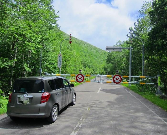北海道 車中泊の旅 14日目-2 いこいの森オートキャンプ場