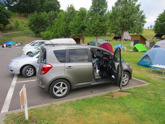 北海道 車中泊の旅 58日目 日の出公園キャンプ場~釧路市街