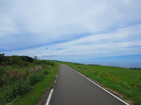 北海道 車中泊の旅 57日目-3  焼尻島