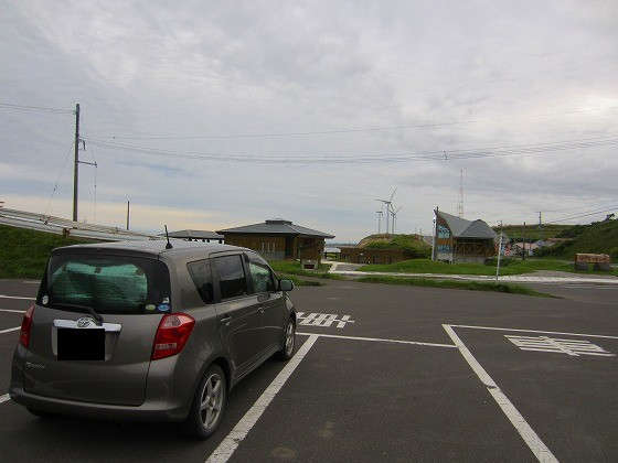 北海道 車中泊の旅 57日目-1 焼尻島
