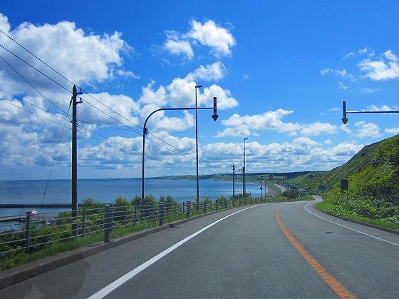 北海道 車中泊の旅 51日目-2 エサヌカ線~クッチャロ湖~枝幸町