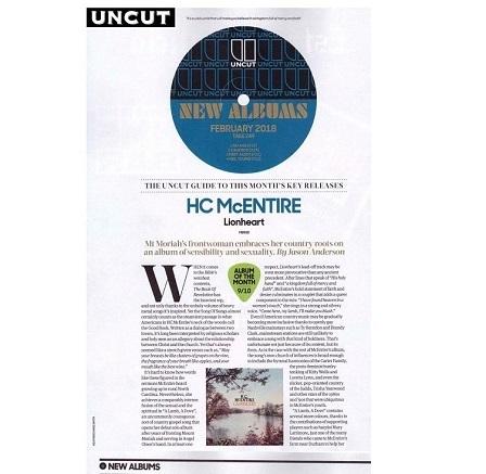 HC McEntire Uncut clipping_01