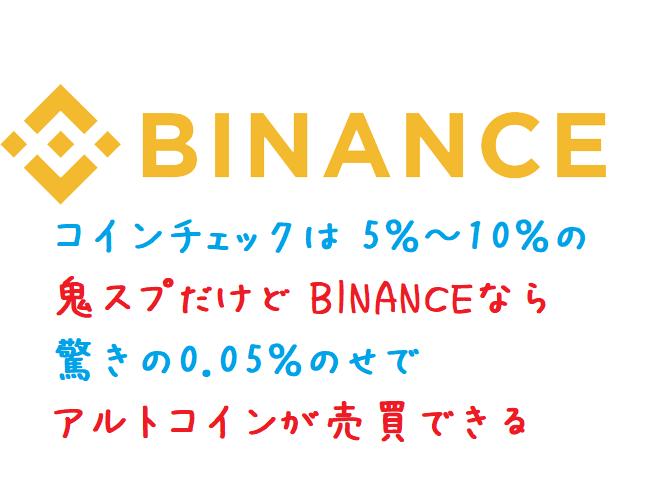 binanceロゴ2