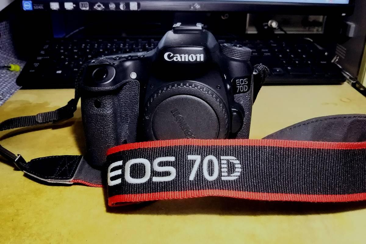 EOS70D