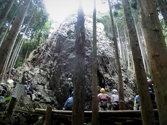 17.9.27 日和田山岩トレ (9)