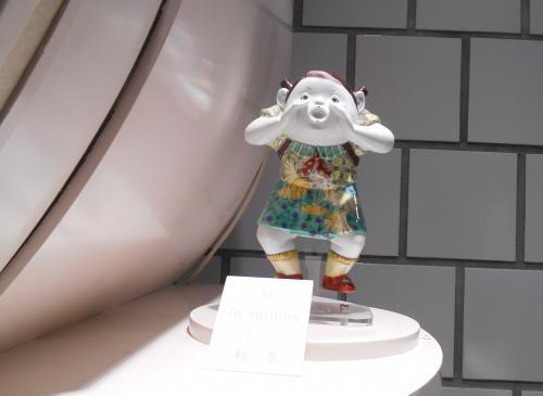 有田焼人形2