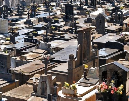 ブラジルの墓地1
