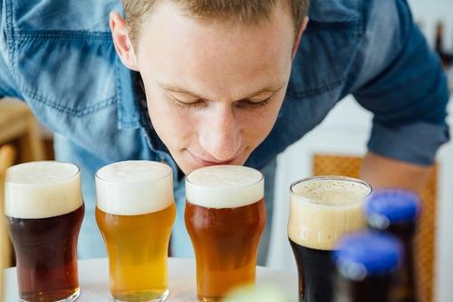 嗅覚ビール