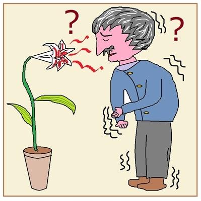 嗅覚で脳の病気がわかる