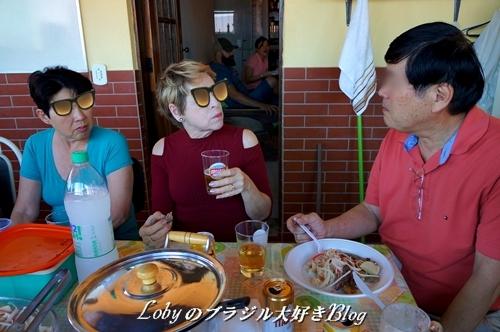 1-飲んで祝う会-004日本に行くAさん