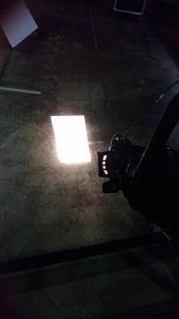 カッターの四角い写真