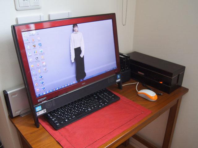PC分解掃除と再セットアップ