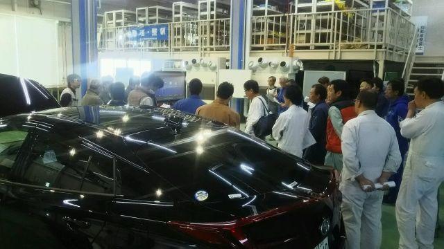 高度化車体整備技能講習会沼津 (1)