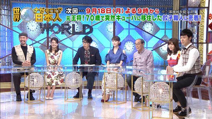 2017年09月11日新井恵理那の画像42枚目