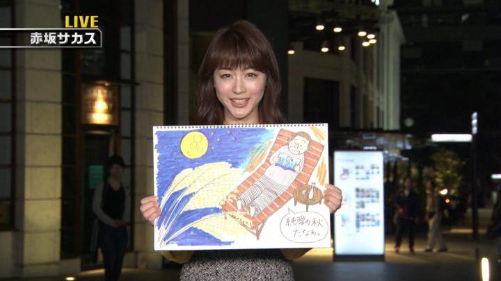 2017年09月23日新井恵理那の画像10枚目