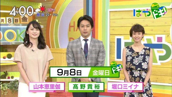 2017年09月08日堀口ミイナの画像01枚目