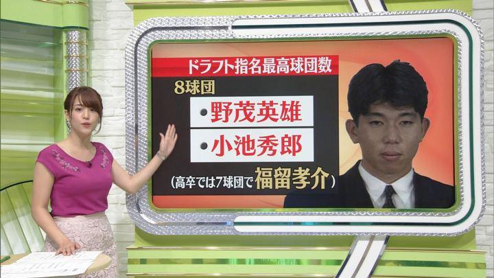2017年09月22日鷲見玲奈の画像06枚目