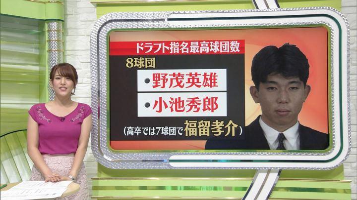 2017年09月22日鷲見玲奈の画像10枚目