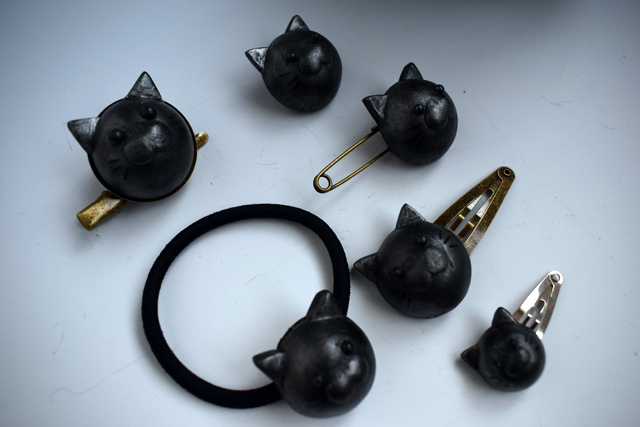 猫鉄球アクセサリーズ1