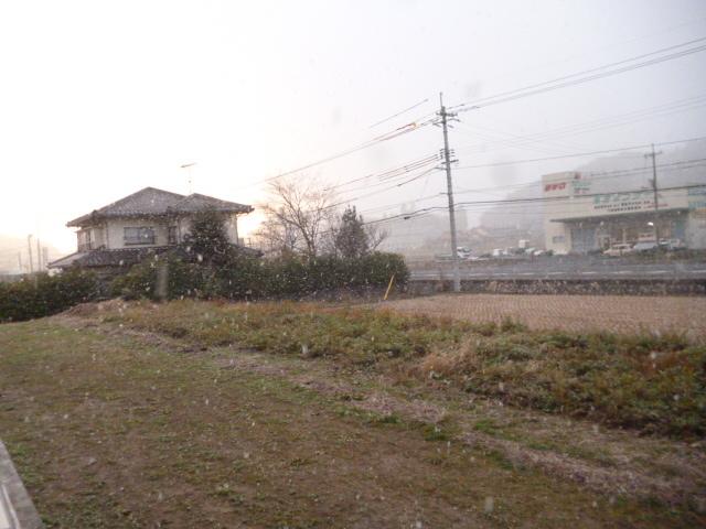 2017 初雪②