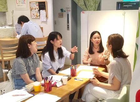 多言語医療カフェ10月