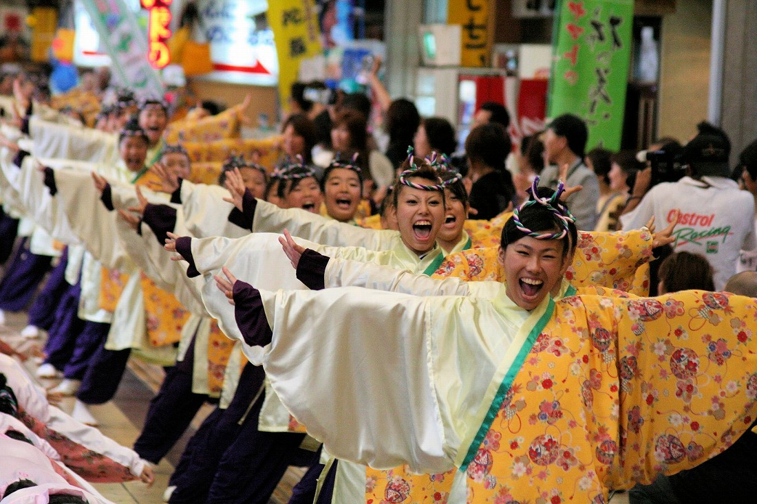 2007 3天理な祭り 1