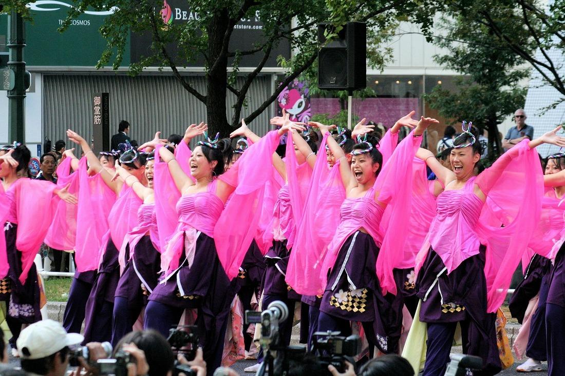 2007 6御堂筋パレード 1