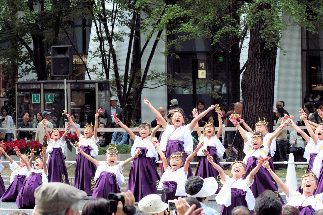 2007 6御堂筋パレード 2