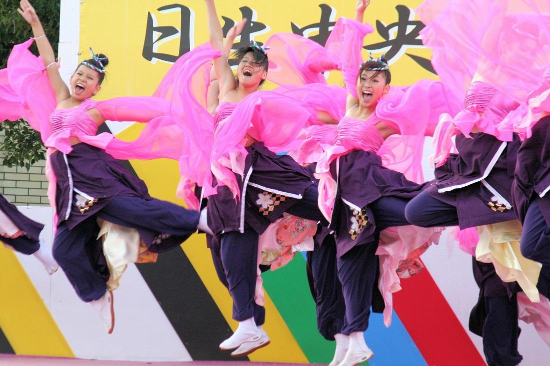 2007 9日生中央よさこい祭り 2