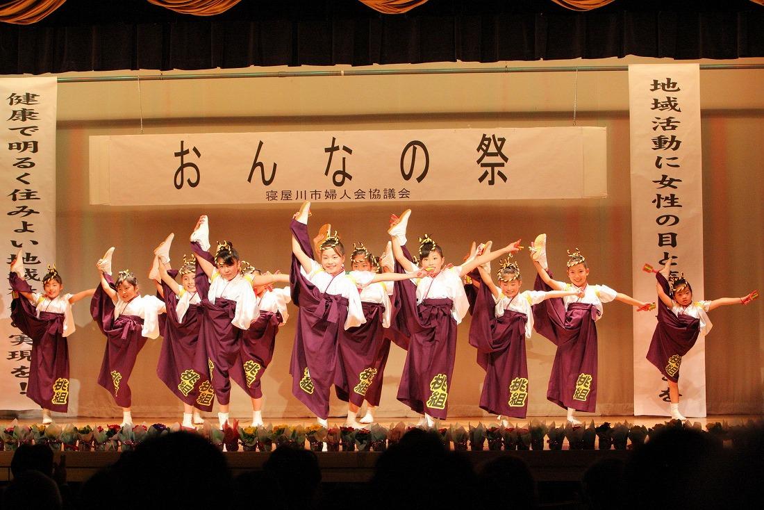 2007 15おんなの祭 1