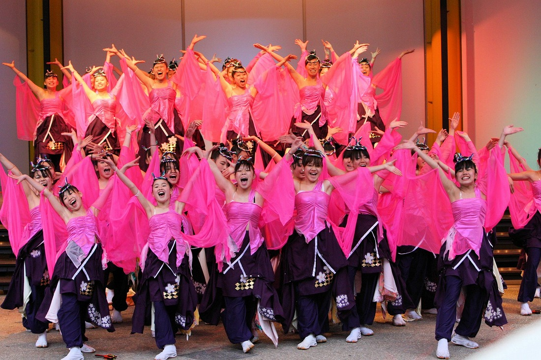 2007 17京都さくらよさこい 3