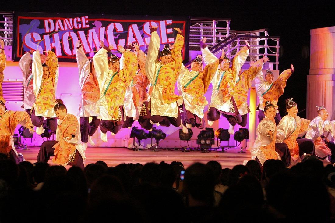 2007 19ディズニーシーDANCE SHOWCASE 1