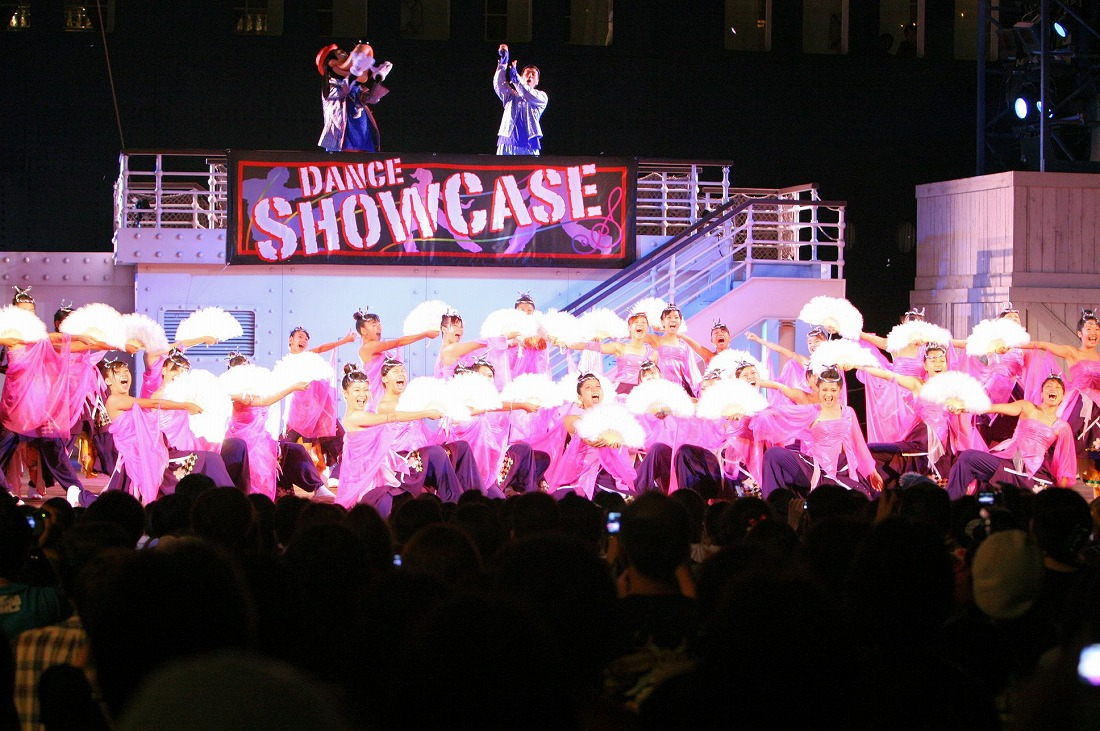 2007 19ディズニーシーDANCE SHOWCASE 4