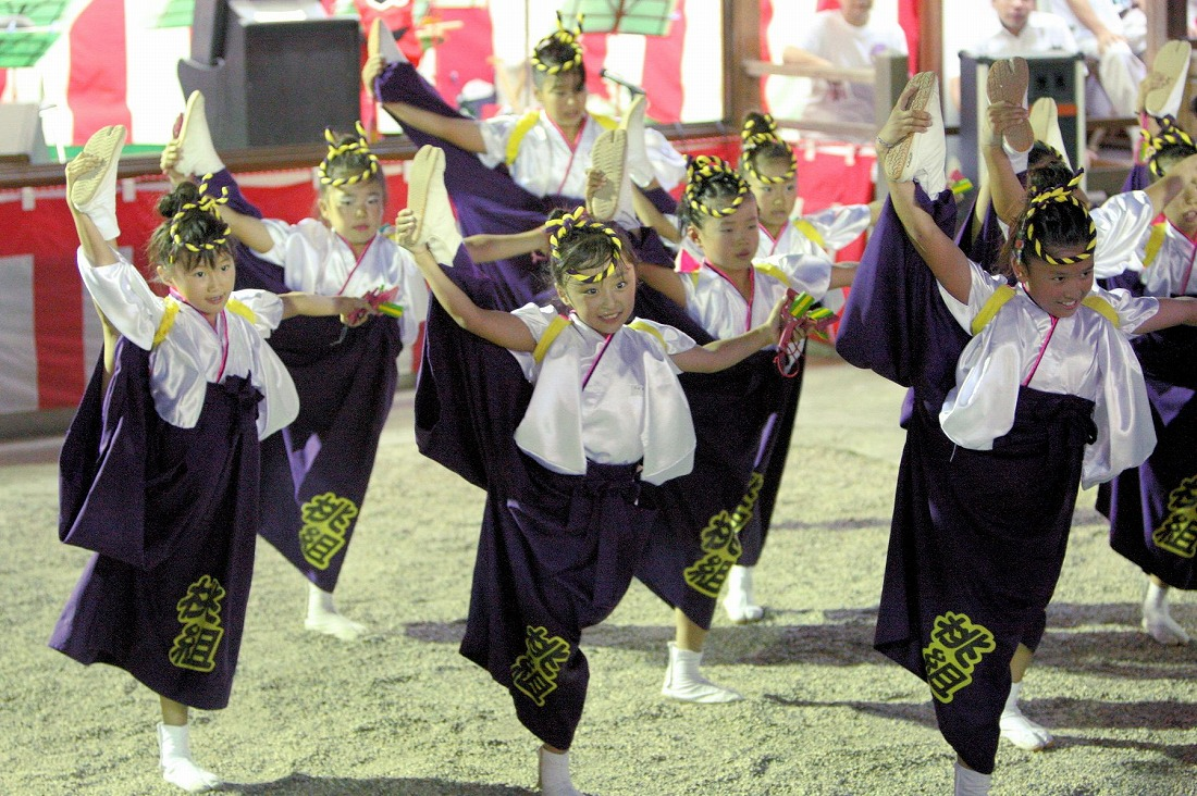 2007 20八坂神社夏祭り 1