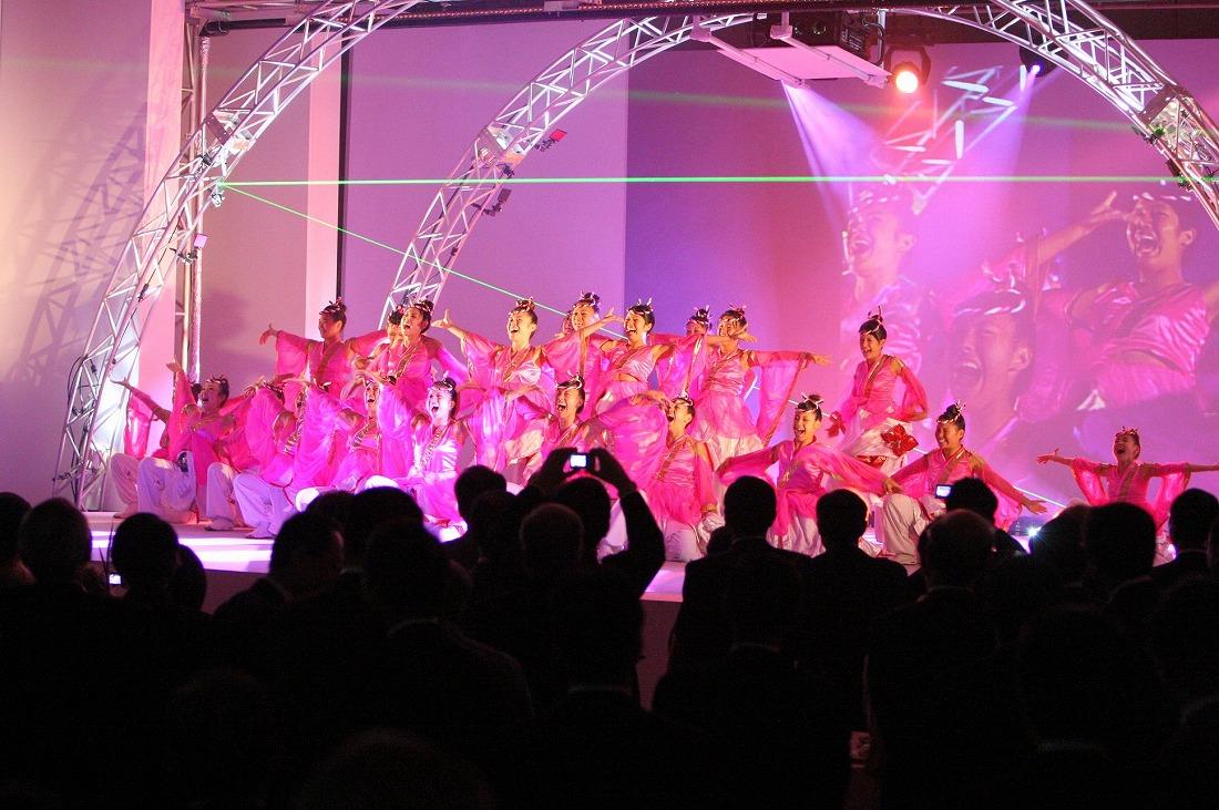 2008 6京阪中之島線開通記念式典 3