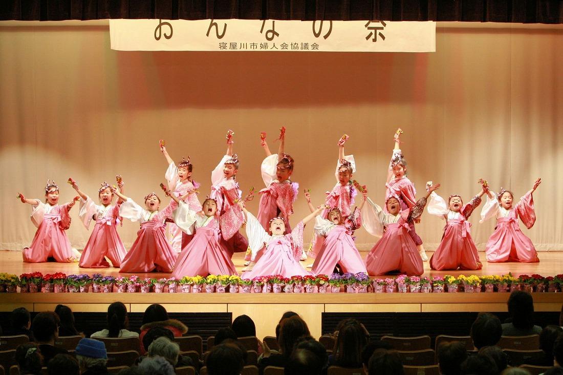 2008 10おんなの祭 2