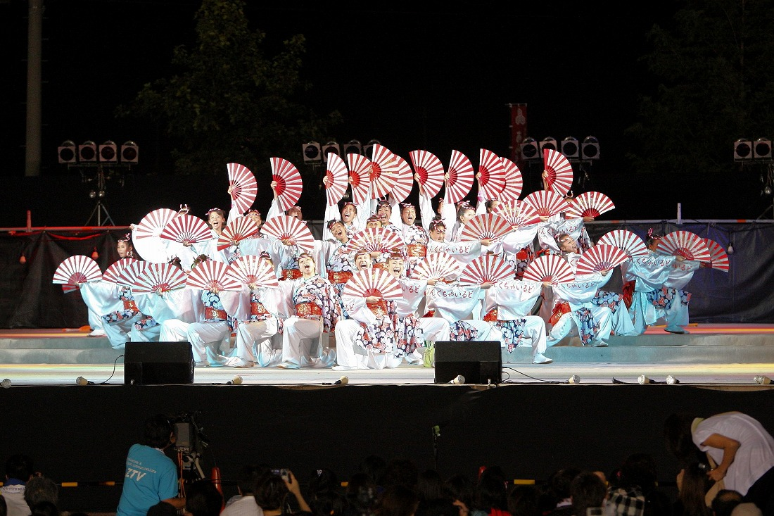 2009 3長浜あざいあっぱれ祭り 5