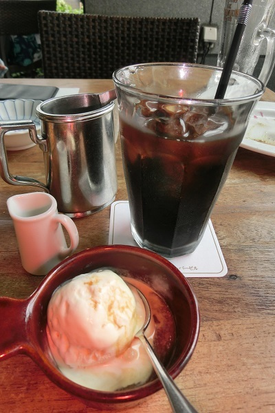 7月29日 デザート アフォガード CIMG4866