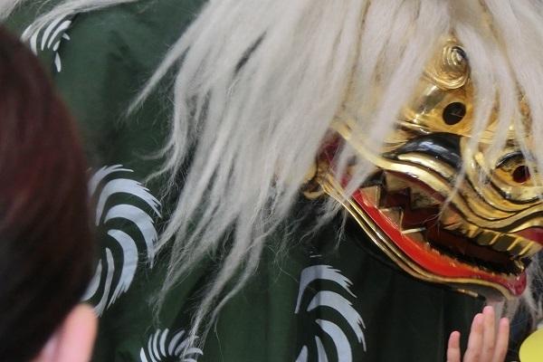 7月29日 JR八王子駅 獅子舞 CIMG4871