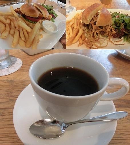 ハンバーガー屋さん コナコーヒー  CIMG5181