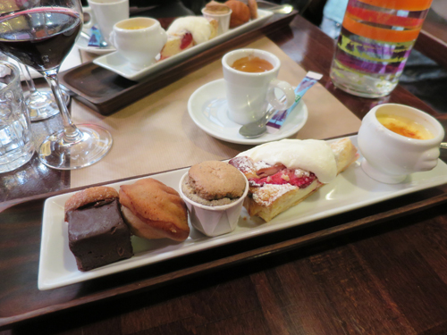 AA CAFE GOURMAND