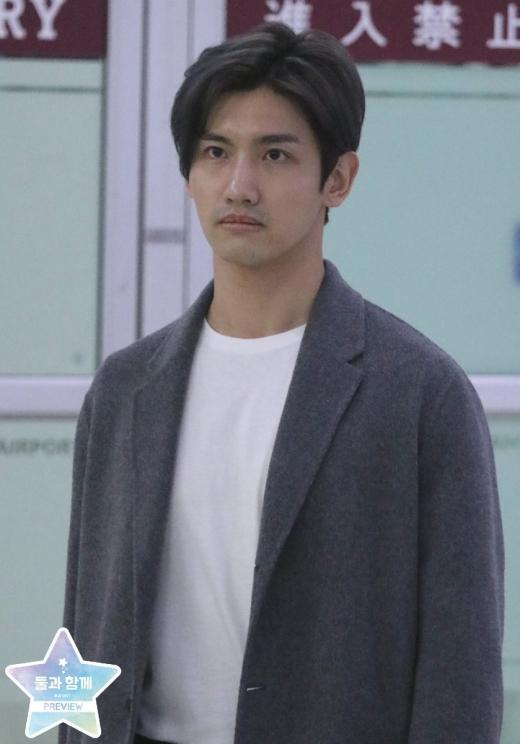 181105羽田→金浦帰国チャミ