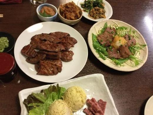 181123仙台司夕食