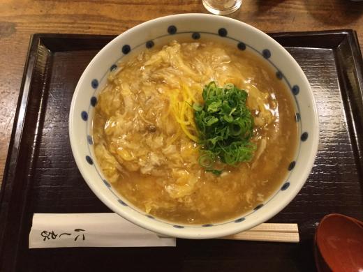 181215大阪にし家昼食