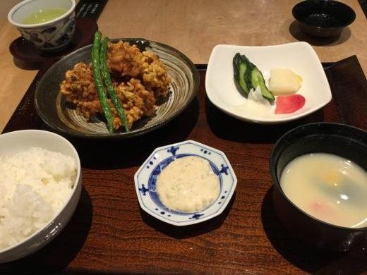 181216新大阪駅昼食