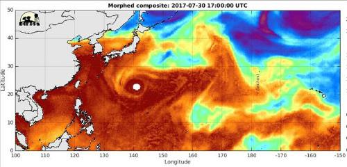 image001台風五号